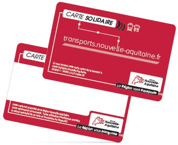 Carte solidaire